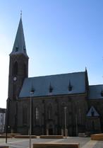Kostel Nanebevzetí Panny Marie a sv. Václava (Kralupy nad Vltavou, Česko)
