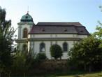 Kostel Nejsvětější Trojice (Drahobudice, Česko)