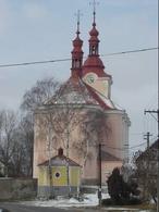Kostel sv. Archanděla Michaela (Mělnické Vtelno, Česko)