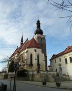 Kostel sv. Kateřiny (Velvary, Česko)