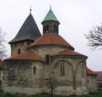 Kostel Narození Panny Marie (Holubice, Praha-západ, Česko)