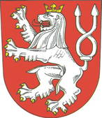 Městský znak (Karlštejn, Česko)