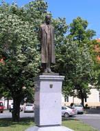 Pomník T.G. Masaryka (Slaný, Česko)