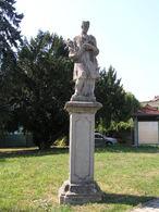 Socha sv. Jana Nepomuckého (Jizerní Vtelno, Česko)
