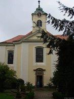 Kostel Jména Ježíš (Lány, Česko)