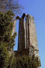 Zřícenina minoritského kláštera (Benešov, Česko)