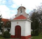 Kaple sv. Jana Nepomuckého (Velké Chvalovice, Česko)