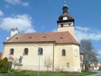 Kostel sv. Petra a Pavla (Unhošť, Česko)