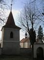 Zvonice (Malovary, Velvary, Česko)