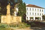 Pomník Mistra Jana Husa (Žebrák, Česko)