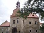 Škvorec (starý zámek)