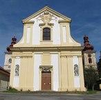 Kostel Povýšení sv. Kříže (Kosmonosy, Česko)