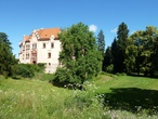Zámecký park Vrchotovy Janovice (Vrchotovy Janovice, Česko)