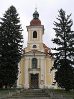 Kostel sv. Jana Křtitele (Hořelice, Rudná, Praha-západ, Česko)