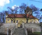 Kostel sv. Jakuba Většího (Minice, Kralupy nad Vltavou, Česko)