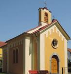 Kaple sv. Václava (Kněževes, Praha-západ, Česko)