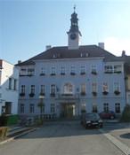 Radnice (Rožmitál pod Třemšínem, Česko)