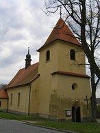 Kostel Povýšení sv. Kříže (Zruč nad Sázavou, Česko)