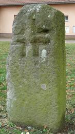 Kamenný kříž (Lhota, Kladno, Česko)