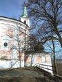 Kostel s hrobkou (2017, ew)