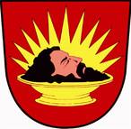 Městský znak (Davle, Česko)