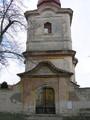 Barokní brána hřbitova (2015, rb)