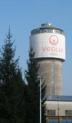 Vodárenská věž (Rozdělov, Kladno, Česko)