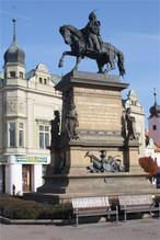 Pomník Jiřího z Poděbrad (Poděbrady, Česko)