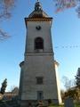 Věž kostela (2016, ew)