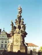 Mariánský sloup (Kladno, Česko)