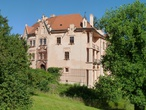 Vrchotovy Janovice (zámek)