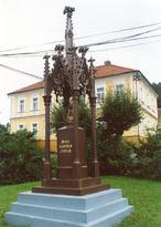 Památník Josefa Leopolda Zvonaře (Kublov, Česko)