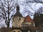 Kostel sv. Palmacia (Karlštejn, Česko)