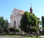 Kostel Nejsvětější Trojice (Hořovice, Česko)