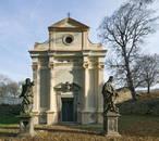 Kaple Navštívení Panny Marie (Radíč, Příbram, Česko)