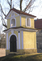 Kaple (Třebichovice, Česko)