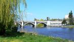Most T.G. Masaryka (Kolín, Česko)