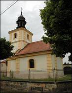 Kaple sv. Jana Křtitele (Sedlčánky, Čelákovice, Česko)