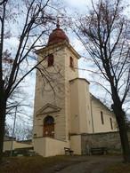 Kostel Narození sv. Jana Křtitele (Noutonice, Česko)