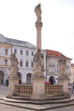 Mariánský sloup (Kolín, Česko)