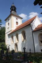 Kostel sv. Jana Křtitele (Stražiště, Česko)
