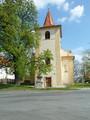 Kostel sv. Václava (2014, ew)