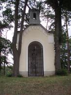 Kaple sv. Jana Nepomuckého (Svatý Jan, Libovice, Česko)