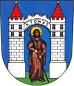 Městský znak (Dobříš, Česko)