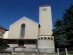 Kostel Českobratrské církve evangelické (Mšeno, Česko)