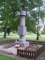 Pomník padlým v 1. sv. válce (2017, rb)