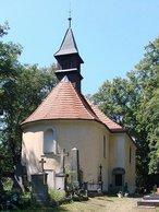 Kostel Božího Těla (Jílové u Prahy, Česko)
