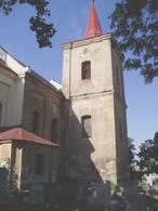 Kostel sv. Vavřince (Klobuky, Česko)