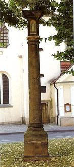 Morový sloup (Beroun, Česko)