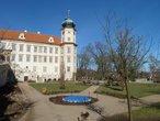 Zámecký park (Mníšek pod Brdy, Česko)